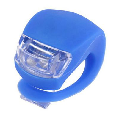 New Led Silicone Bicycle Lights