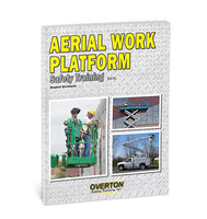 Aerial Work Platform Safety Training - Student Handbook Refill