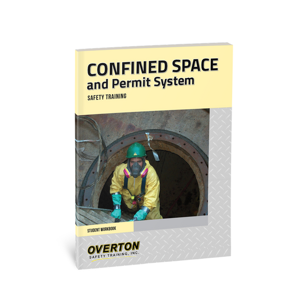 Confined Space and Permit Safety - Student Handbook Refill
