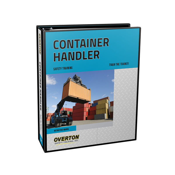 Container Handler Safety - Trainer Kit