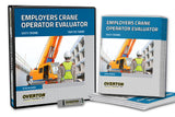 Crane Operator Evaluator - Trainer Kit