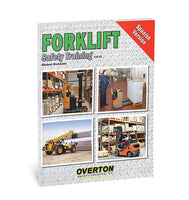 Forklift Safety Training (Spanish) - Student Handbook Refill