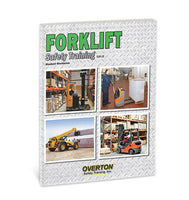 Forklift Safety Training - Student Handbook Refill