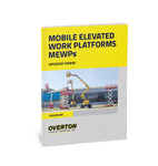 Mobile Elevated Work Platform Safety Training - Student Handbook Refill
