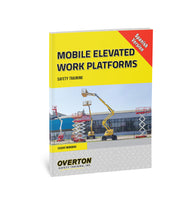 Mobile Elevated Work Platform Safety Training (Spanish) - Student Handbook Refill
