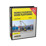 NEW! Mobile Elevated Work Platform Safety Training (Spanish) - Trainer Kit