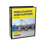 NEW! Mobile Elevated Work Platform Safety Training - Trainer Kit