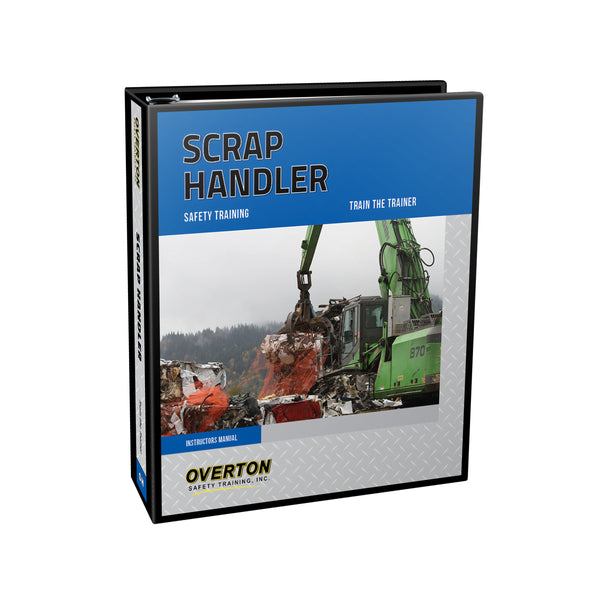 Scrap Handler Safety - Trainer Kit