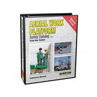 Aerial Work Platform Safety Training (Spanish) - Trainer Kit