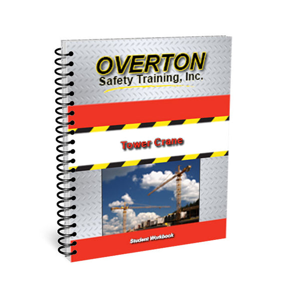 City Tower Crane Safety - Student Handbook Refill