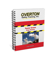 Tower Crane Prep Workbook (10 pk)