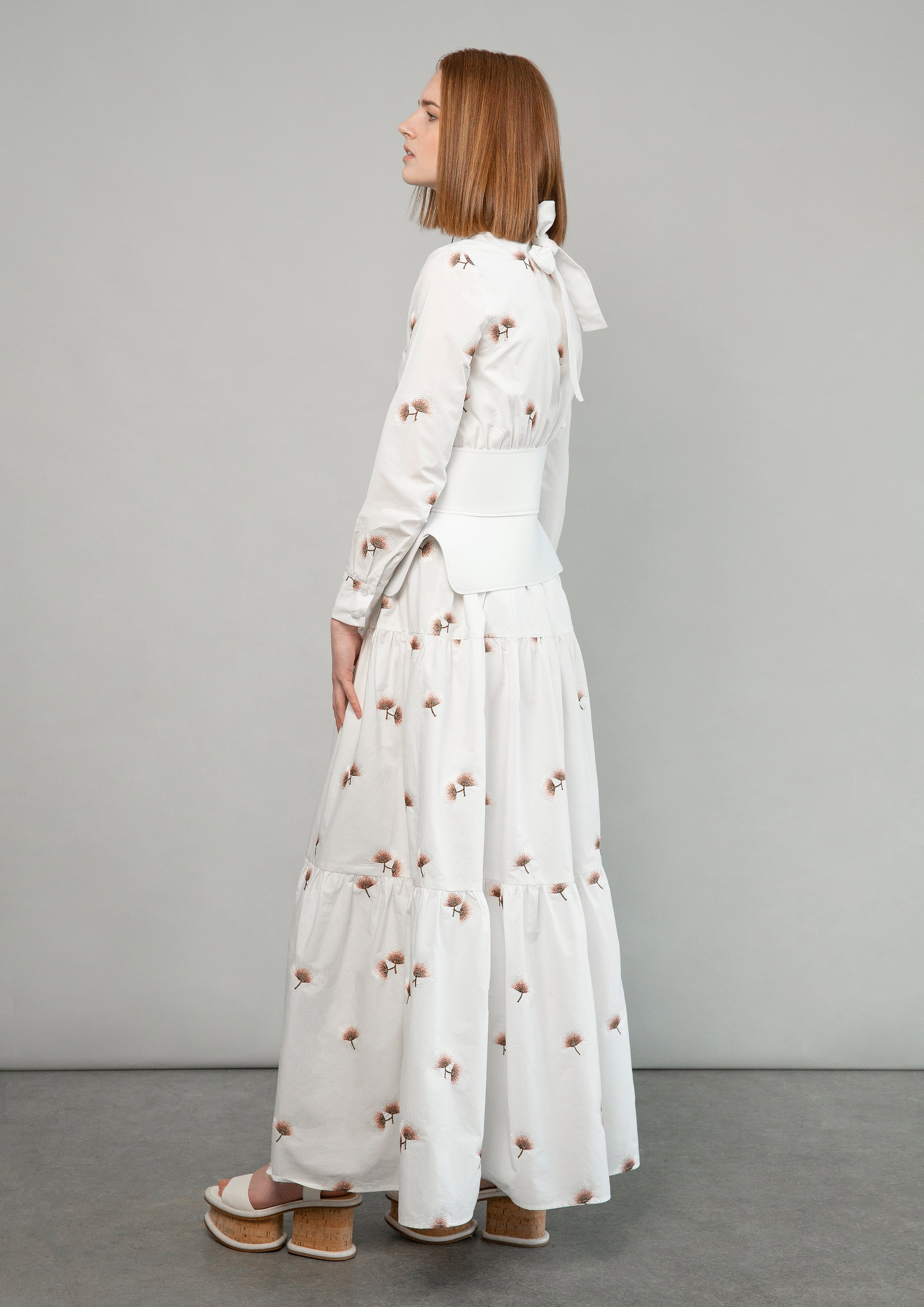 Dandi Embroidered Maxi