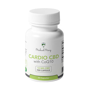 Cardio CBD with CoQ10