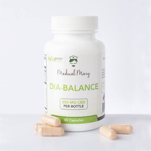 DIA-BALANCE CBD – Diabetes Support