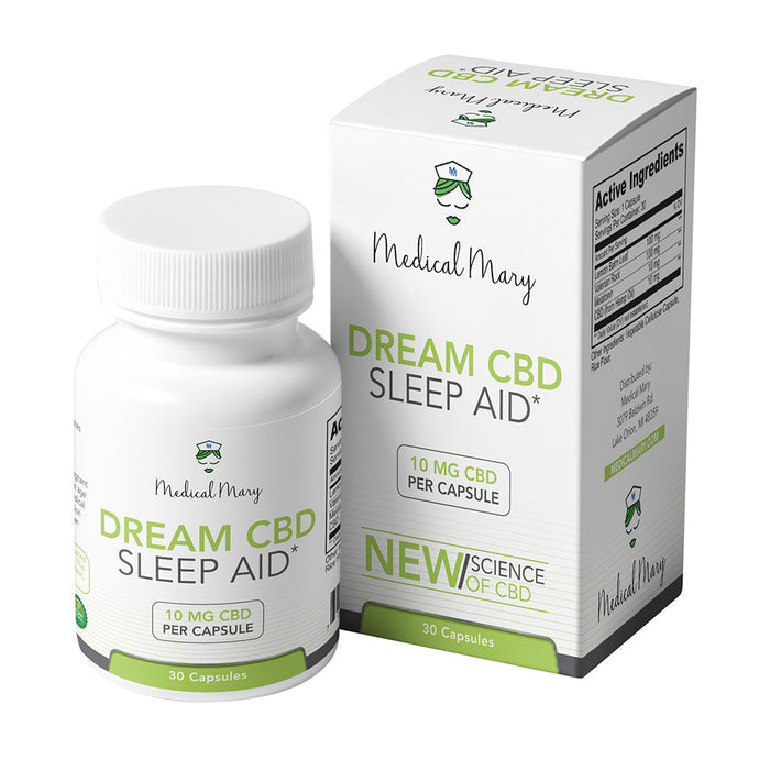 Dream CBD – Sleep Aid