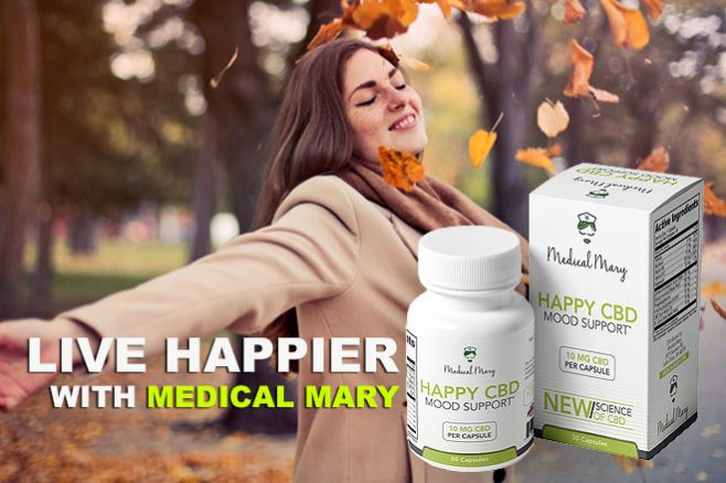 Medical Mary CBD Happy