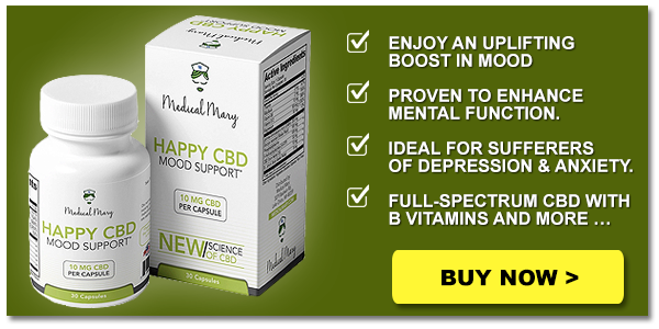 Medical Mary Happy CBD