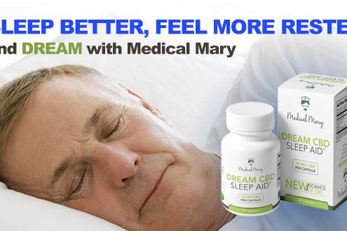 Medical Mary CBD Sleeping Aid