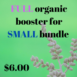 Organic booster — Full Small