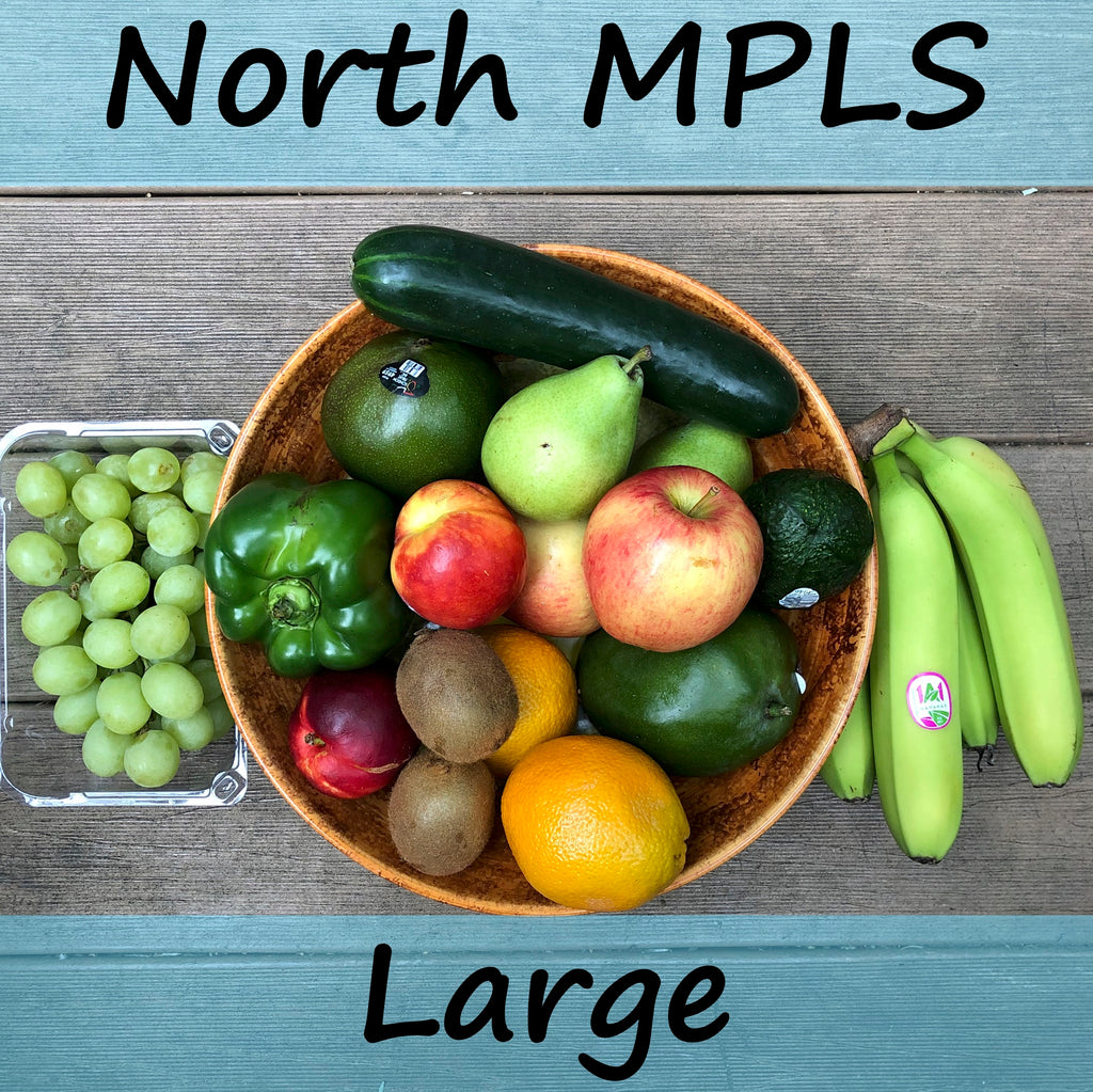 Large - Northern MPLS | 55411-55414, 55418, 55428-55430