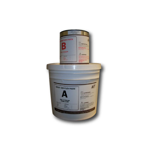 Epoxy 300 Flex Paste Clear F.C.