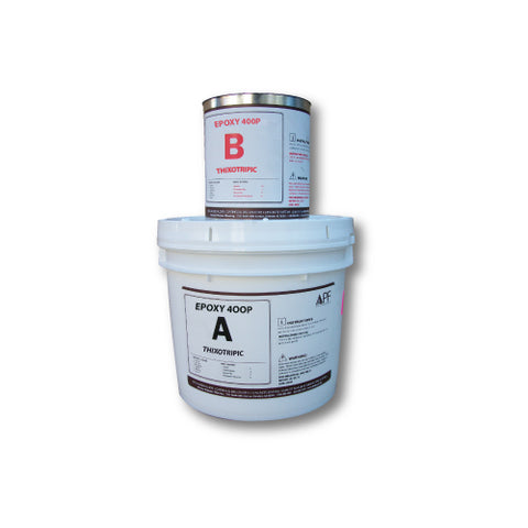 Epoxy 400P Thixotropic