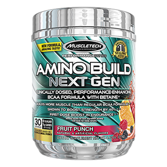 Amino Build Next Gen, 30 Servicios