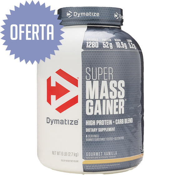 Super Mass Gainer, 6 Libras