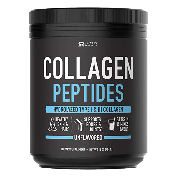 Collagen Peptides, 453 Gramos