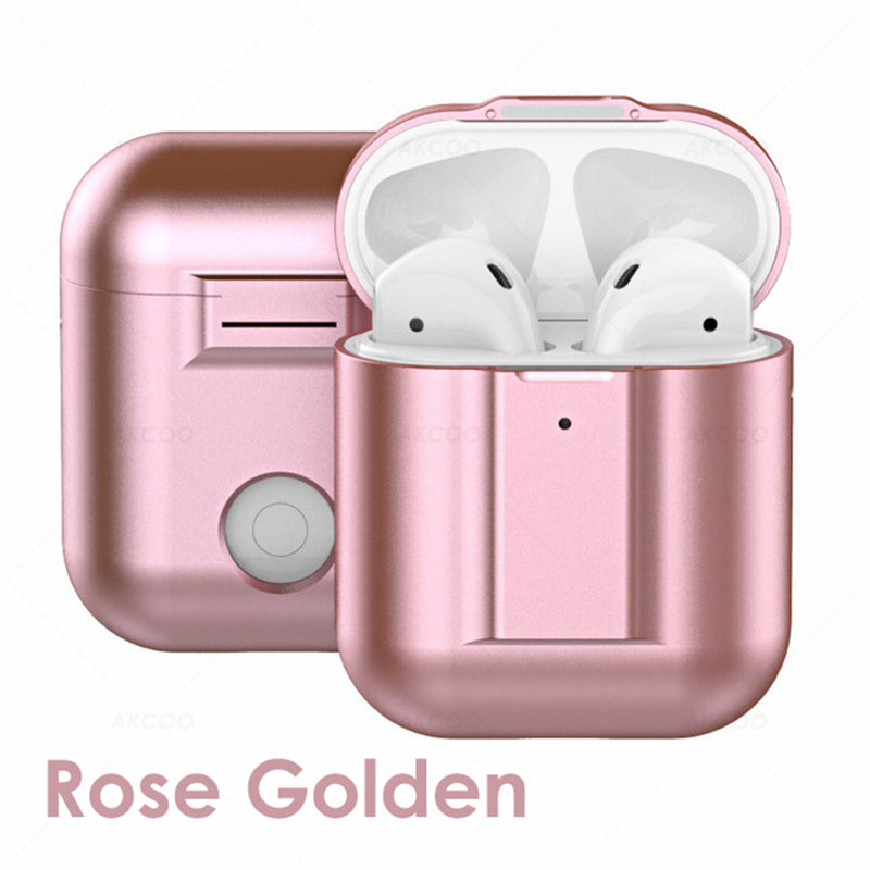 Metal Case Compatible with AirPods Charging Case