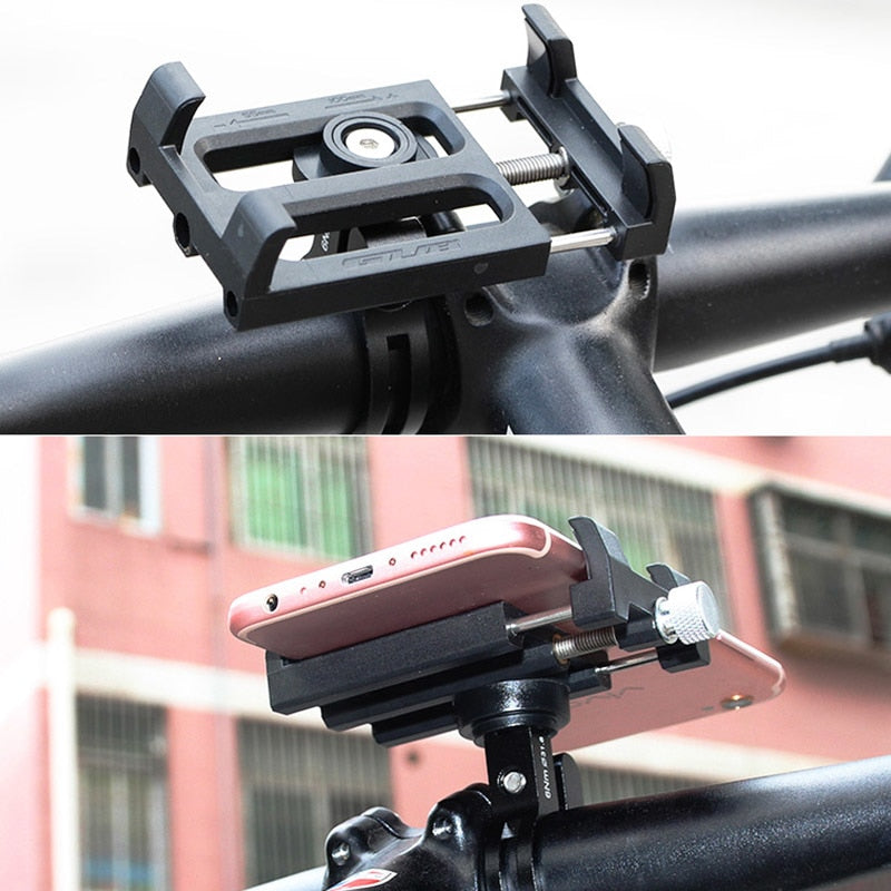 Anti-Slip Bicycle Phone Holder