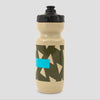 Olive Bow Tie Bottle - 22oz