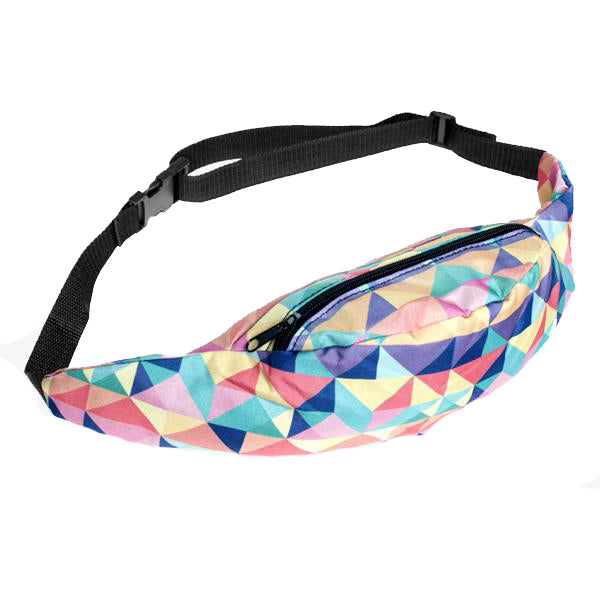 """Tri"" Fanny Pack"