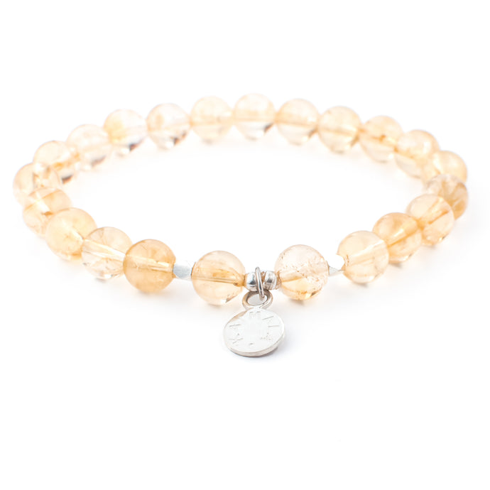 Citrine gemstone bracelet | KAIMALA jewels