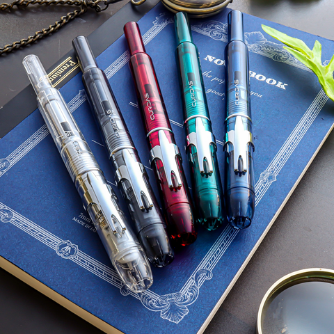 PLATINUM CURIDAS FOUNTAIN PENS