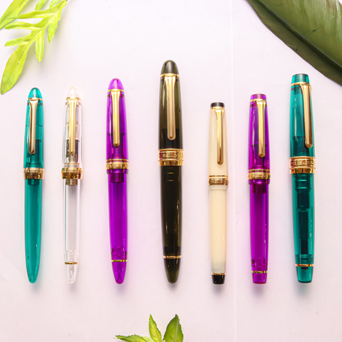 All Sailor Fountain Pens