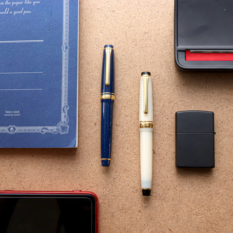 Sailor Professional Gear Slim Fountain Pens