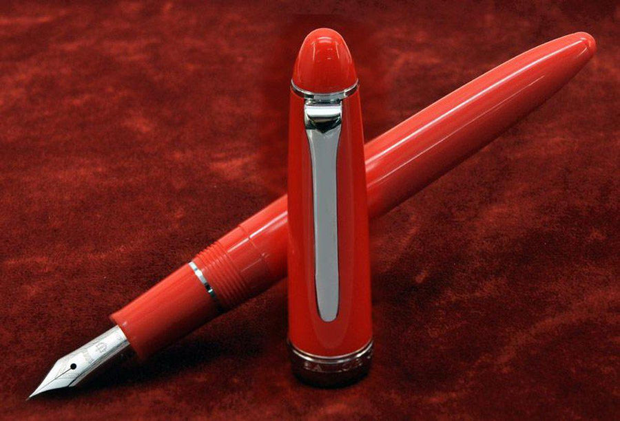 SAILOR Procolor 500 Seasonal Colors Profit Akanezora Stainless Steel Nib Fountain Pen - Sky Red