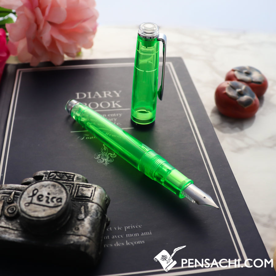 SAILOR Lecoule Fountain Pen - Spearmint - PenSachi Japanese Limited Fountain Pen