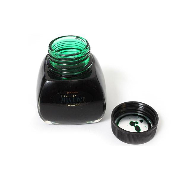 Platinum Mix Free Ink - Leaf Green - 60 ml