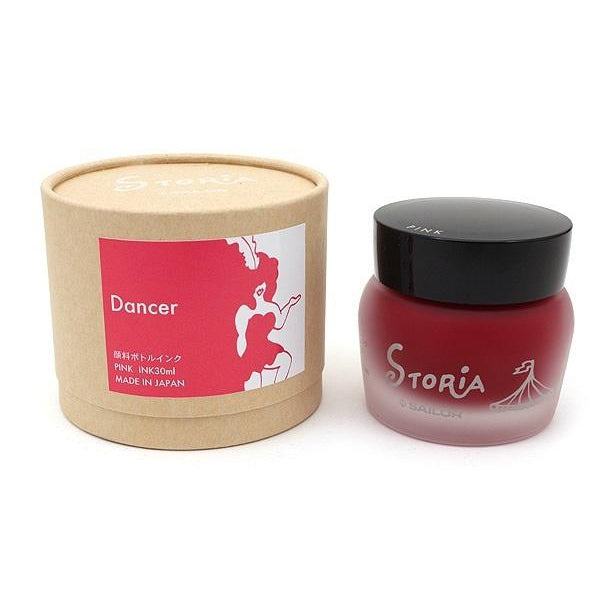 SAILOR Storia Ink - Dancer Pink - 30 ml