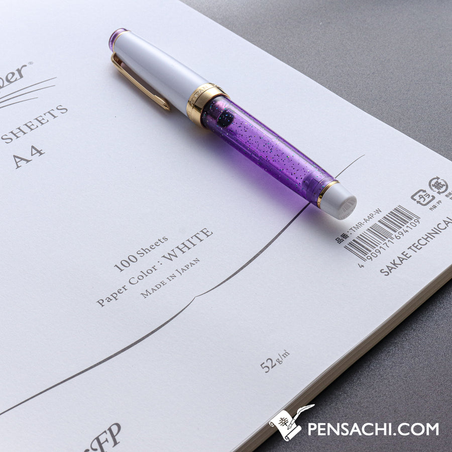 Tomoe River A4 Loose Sheet Paper (100 Sheets) - White Plain - PenSachi Japanese Limited Fountain Pen