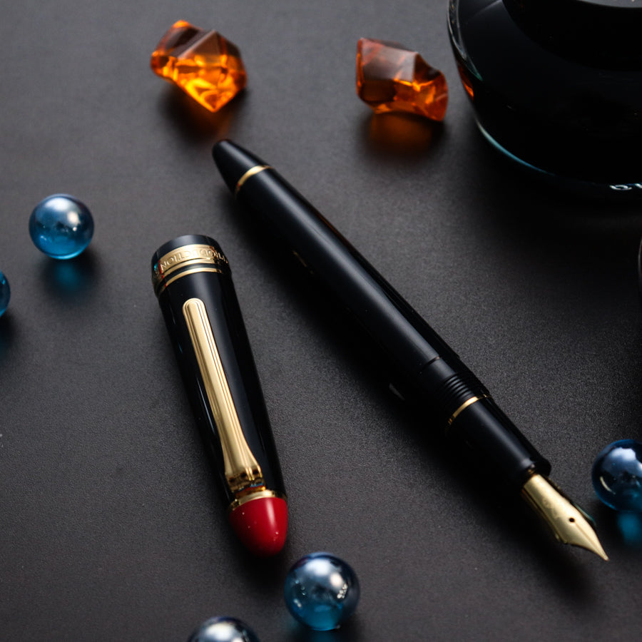 SAILOR Limited Edition 55th Tatsunoko Production 1911 Standard (Mid size) Fountain Pen - Doronjo - PenSachi Japanese Limited Fountain Pen