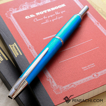 Ohto RooK Stainless Steel Nib Pocket Fountain Pen - PenSachi Japanese Limited Fountain Pen