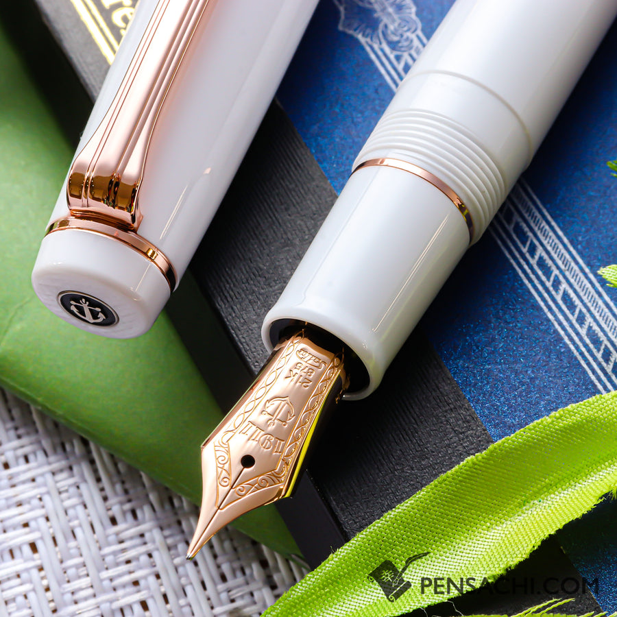 SAILOR Pro Gear Classic Fountain Pen - Pink Gold - PenSachi Japanese Limited Fountain Pen