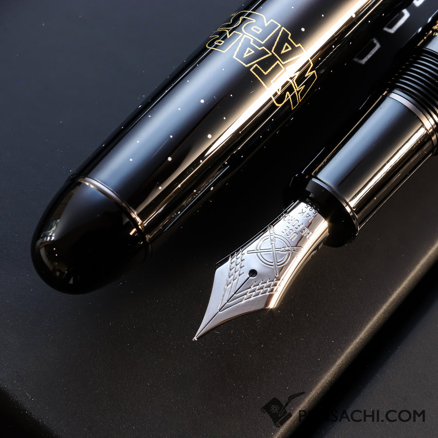 Platinum #3776 Century Star Wars Fountain Pen - OPENING - PenSachi Japanese Limited Fountain Pen