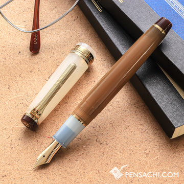 SAILOR Limited Edition Pro Gear Slim Fountain Pen - Siamese - PenSachi Japanese Limited Fountain Pen