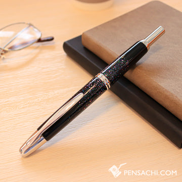 PILOT Vanishing Point Capless Raden Fountain Pen - Galaxy - PenSachi Japanese Limited Fountain Pen