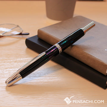 PILOT Vanishing Point Capless Raden Fountain Pen - Minamo - PenSachi Japanese Limited Fountain Pen