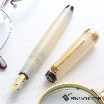SAILOR Pro Gear Slim (Sapporo) Shikiori Fountain Pen - Harvest Moon - PenSachi Japanese Limited Fountain Pen
